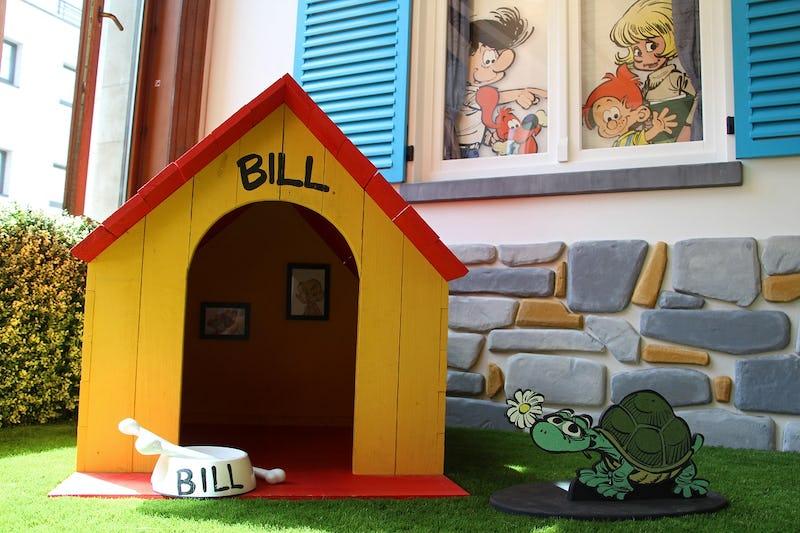 Boule et Bill, 60 ans de bonheur au quotidien Daniel Fouss / BSC