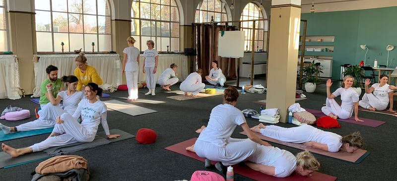 Yoga Teacher Training 200 Hours Agenda Brussels