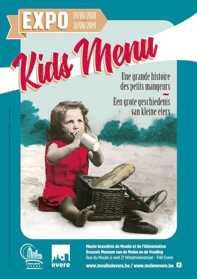 Kids Menu. Une grande histoire des petits mangeurs