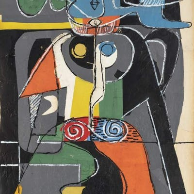Le Corbusier - 'The World of Le Corbusier'
