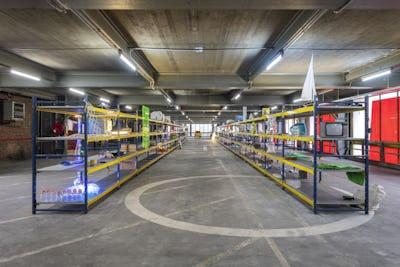 © Hugard & Vanoverschelde ©️ Fondation/Stichting KANAL