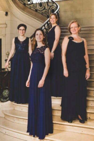 """BxlSurScène 2021 : Quatuor """"Cordissima"""" - Programme Découverte"""
