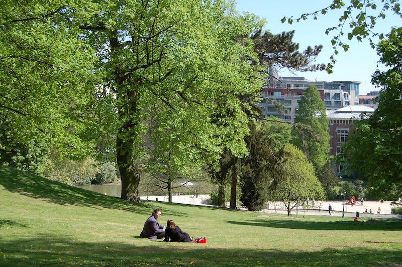 PARK TOUR : Visites des parcs bruxellois