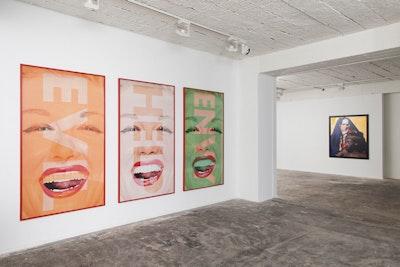Keitelman Gallery /// Group Show America