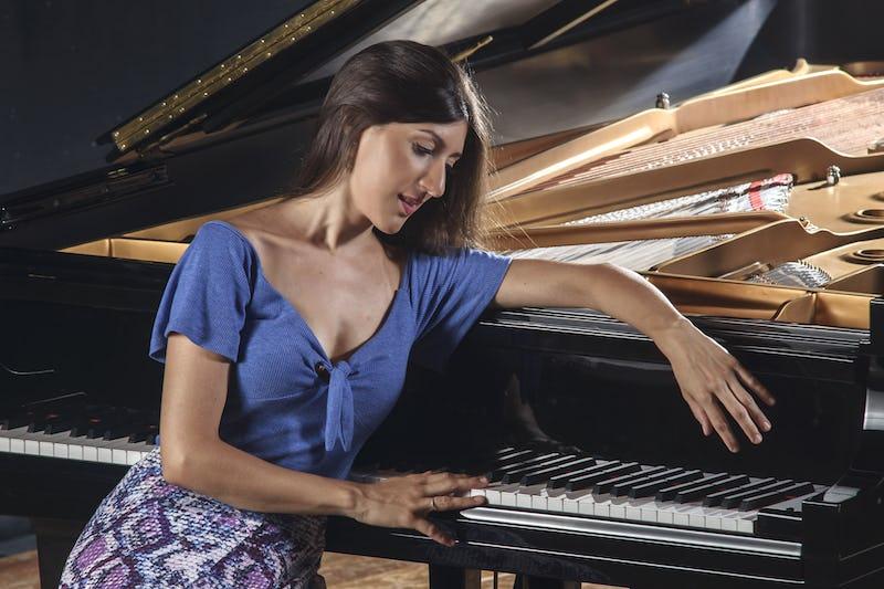 Chiara D'Odorico Piano Recital: Chopin & Paraguayan Composers