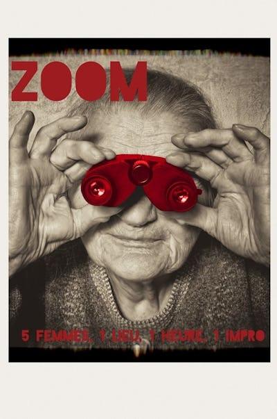 ZOOM, spectacle d'improvisation