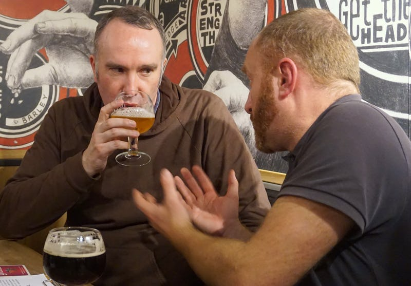 A la découverte de la bière belge
