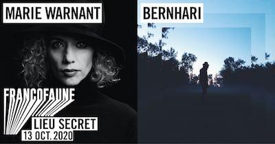 Marie Warnant • Bernhari l FrancoFaune 2020