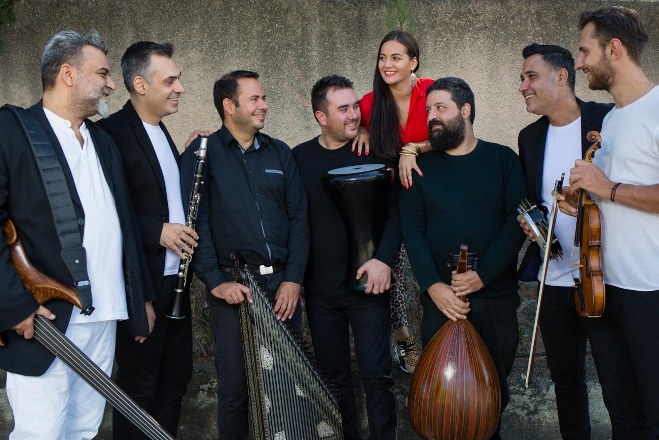 Loxandra Ensemble Greece