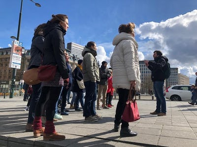 Visite guidée : Brusseleirs d'hier et d'aujourd'hui (prix libre)