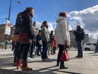 Brusseleirs d'hier et d'aujourd'hui