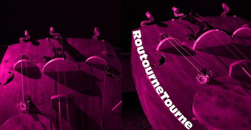 Routournetourne !