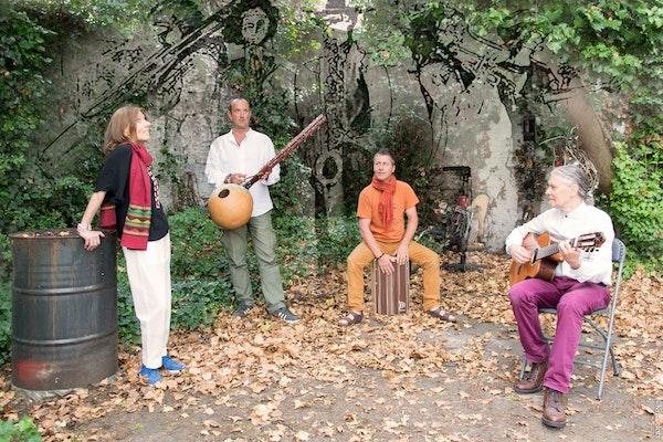 Vayu Quartet en concert