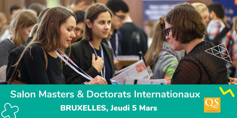 Salon QS Masters & Doctorats Internationaux