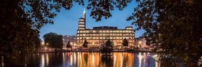 le bâtiment Flagey / Johan Jacobs