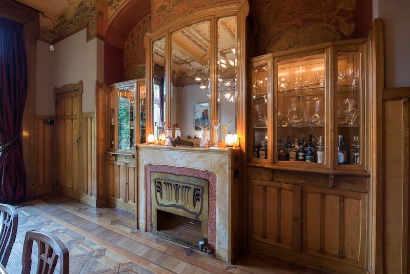BANAD - Brussels Art Nouveau and Art Deco Festival Hôtel Max Hallet ©EB - Photographe Voituron