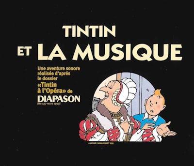 Tintin et la musique