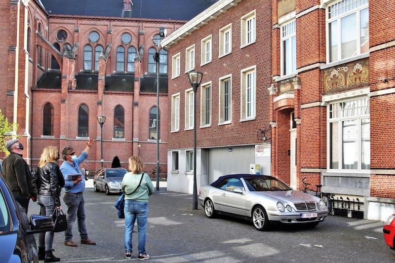 Paul Cauchie in Turnhout Greet Derboven