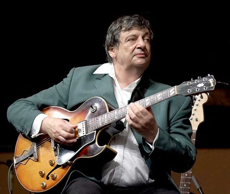 HISTORY OF JAZZ : PHILIP CATHERINE (in French)
