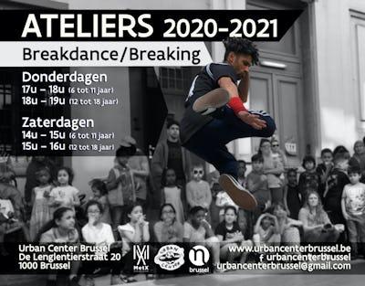 Breakdance atelier