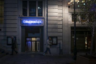 Cinematek (c) Bea Borgers