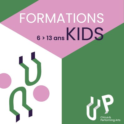 Formations KIDS 6 > 13 ans