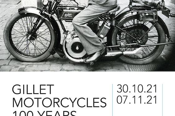 Un siècle de Gillet - Autoworld rassemble 80 motos Gillet