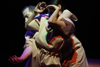 Glitch -Florencia Demestri & Samuel Lefeuvre