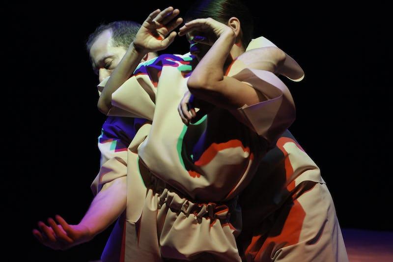 Glitch -Florencia Demestri & Samuel Lefeuvre © Laetitia Bica
