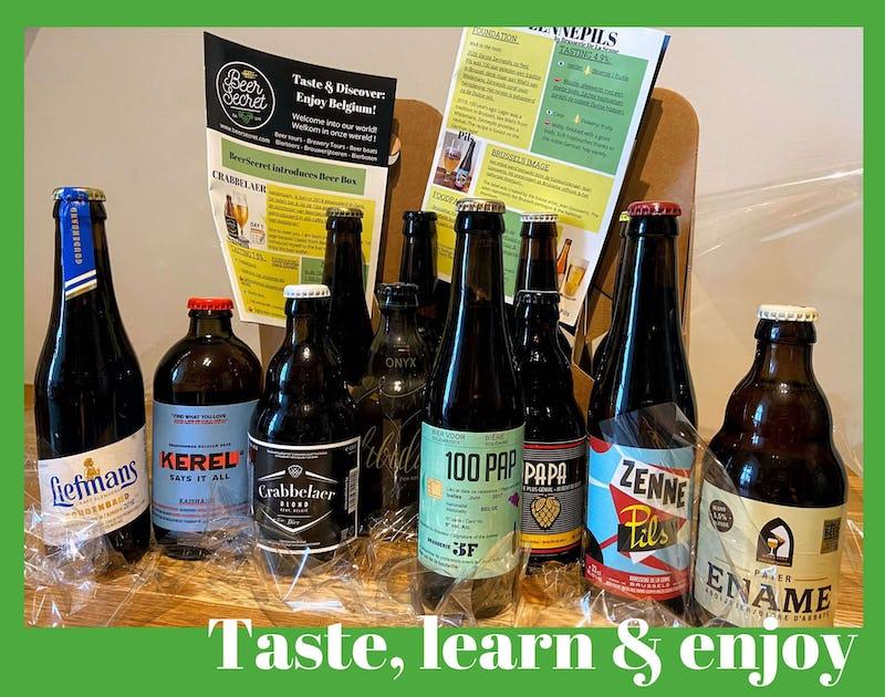 Bierproeverij verrijkt met storytelling
