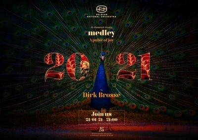 21 by Dirk Brossé – Pulse of Joy– A Classical Music Medley