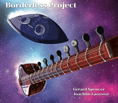 The Borderless Project: New Cd!!