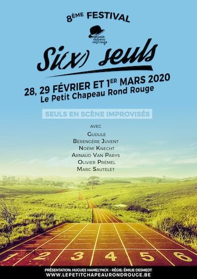 Festival Si(x) seuls : Gudule Zuyten et Olivier Prémel
