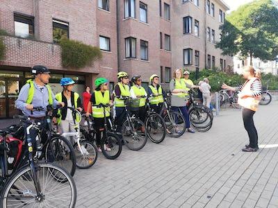 Bike talks