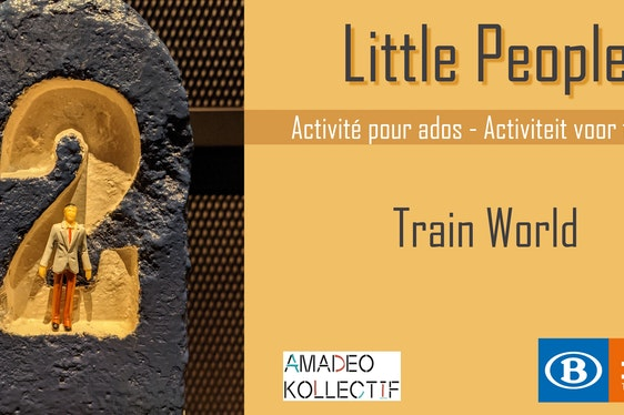 Little People - activity for teenagers