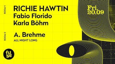 Fuse presents : Richie Hawtin  Fuse