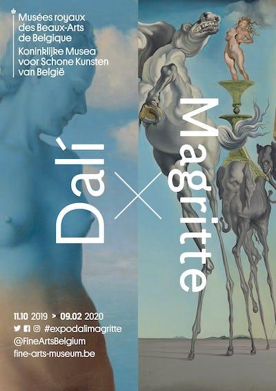Dalí & Magritte