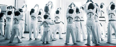 Cours de taekwon-do enfants