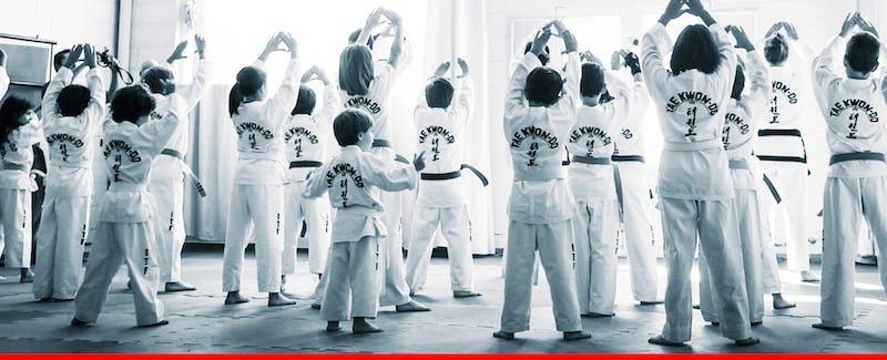 Cours de taekwon-do enfants Red Force