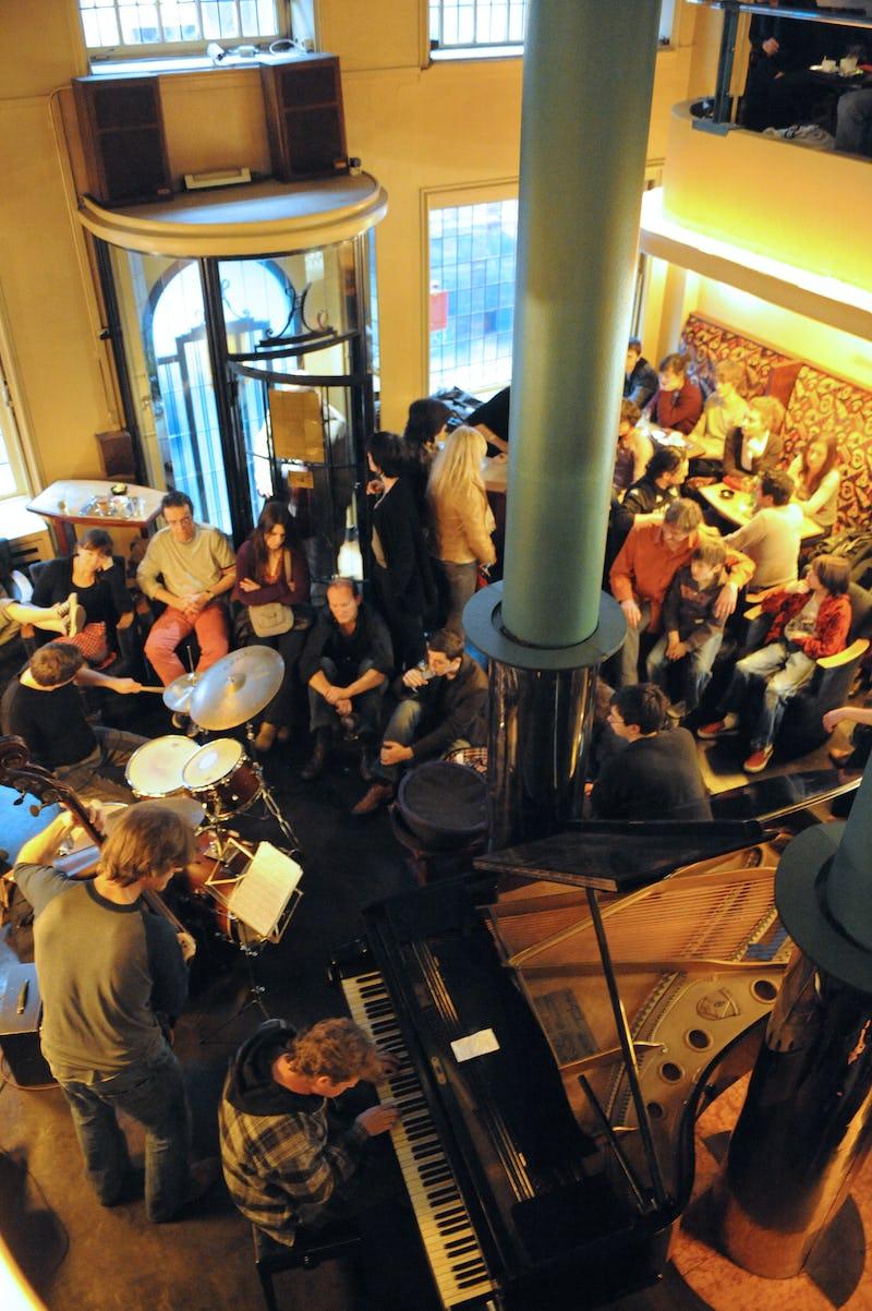 Le Jazz après shopping Nathalie Du Four