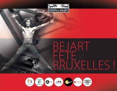Béjart fête Bruxelles