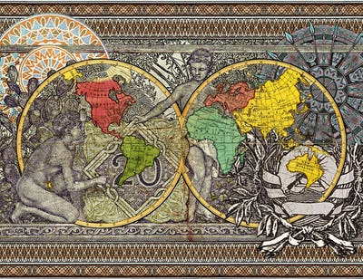 Mappa Mundi – Cartographies contemporaines