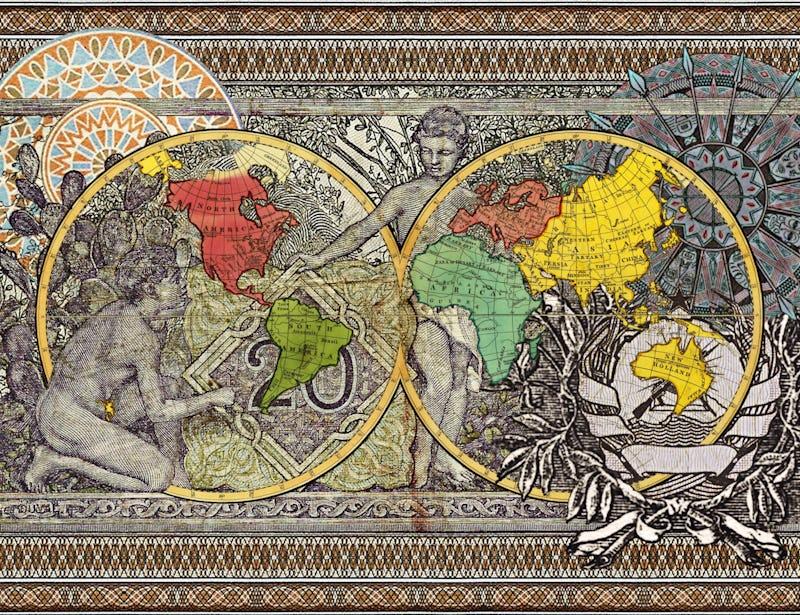 Mappa Mundi – Cartographies contemporaines Malala Andrialavidrazana