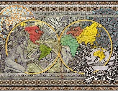 Mappa Mundi – Cartographies contemporaines