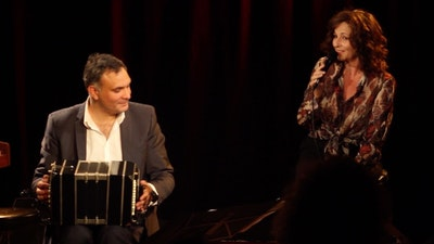 Tango:  Christina Villalonga & Victor Villena