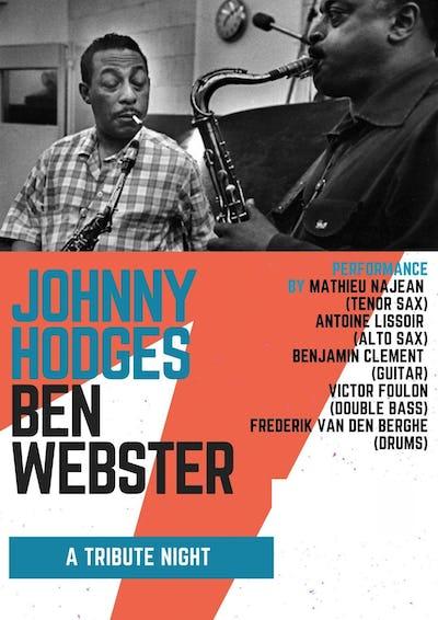 Tribute to Ben Webster & Johnny Hodges
