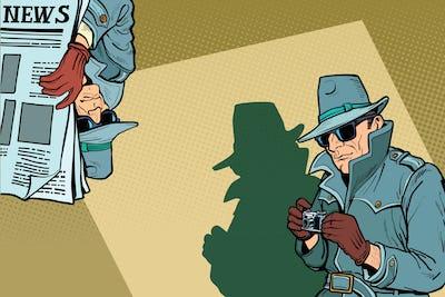 Véritable cours d'espionnage