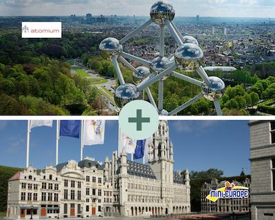 Itinéraires du Heysel: Le plateau, Atomium et Mini-Europe