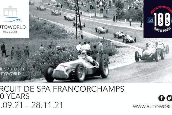 100 Years Circuit de Spa-Francorchamps