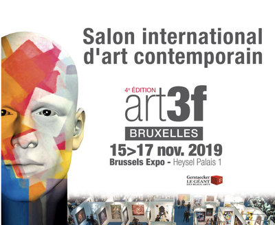 art3f - Salon international d'art contemporain